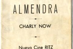 Recital Almendra